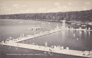 The Swimming Pool Camp Tamiment Tamiment Pennsylvania Artvue
