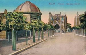 Malta Floriana Wesleyan Church 02.66