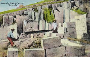 A Stone Quarry Bermuda