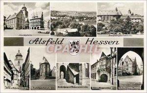 Modern Postcard Alsfeld Hessen