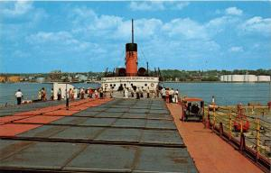 8789  S.S. Valley Camp, Great Lakes Freighter