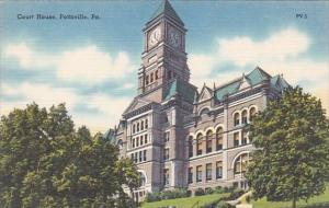 Court House Pottsville Pennsylvania