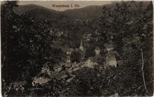 CPA Wasserburg i. Els (473460)