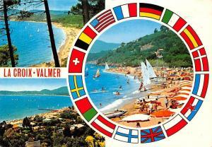 France La Croix-Valmer (Var) Capmimosa plage Gigaro Cap Myrthe Sylvabelle