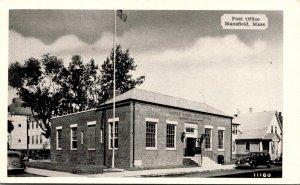 Massachusetts Mansfield Post Office Dexter Press