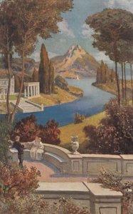 Romantische Landschaften , 00-10s ; TUCK 453