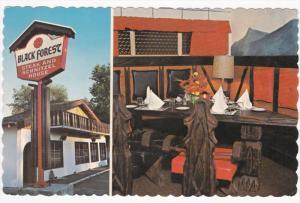 Black Forest Steak & Schnitzel House , WHITE ROCK , B.C. , Canada , 50-60s