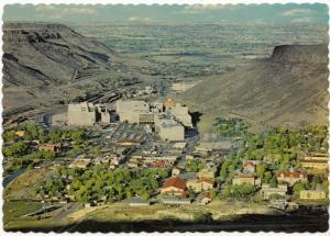 Panorama of Golden, Colorado, unused Postcard
