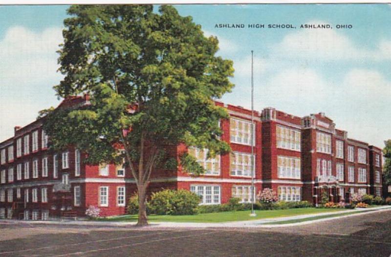 Ohio Ashland High School