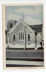 U. B. Church, Corydon, Indiana, 00-10