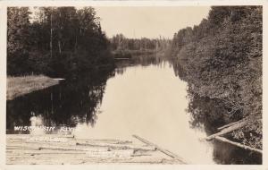 RP: CLOVERLAND, Wisconsin, 1925-1942; Wisconsin River