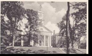 Massachusetts Amherst Johnson Chapel College Row Amherst College Albertype