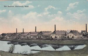 CHERRYVALE , Kansas , 1910-20s ; The Smelters