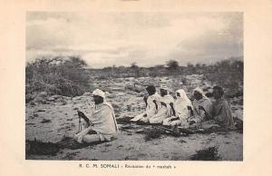Somalia Natives, Somali - Recitation du masbah