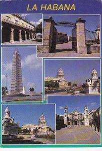 Cuba La Habana Multi View