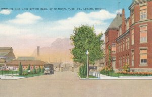 LORAIN, Ohio, 1930-40s ; National Tube Company