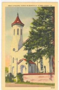 Grace Episcopal Church In Berryville, Clarke County, Virginia, 1930-1940s