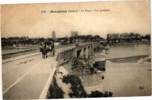 CPA BEAUGENCY - Le Pont (270636)