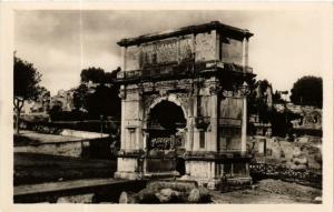 CPA AK Roma Arco di Tito ITALY (592268)