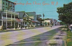 New Jersey Ocean Grove Main Avenue No Cars Are Allowed On Sunday