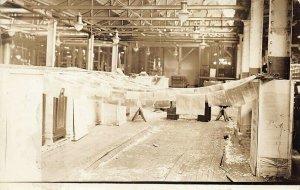 Springfield MA American Bosch Factory Blue Prints Drying RPPC
