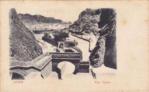 The Tanks, Aden, Yemen, 1900-1910s