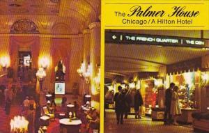 Illinois Chicago The Palmer House
