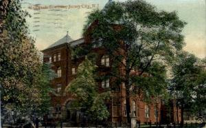 Hasbrook Institute Jersey City NJ 1910