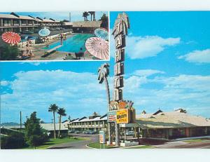 Unused Pre-1980 TAHITI INN MOTEL Phoenix Arizona AZ hs8772-22