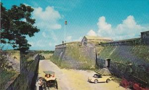 Bahamas Nassau Famous Fort Charlotte