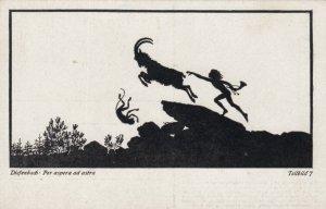 DIEFENBACH : Fantasy Silhouette , 00-10s ; Teilbild 7