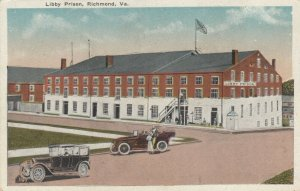 RICHMOND, Virginia, 1900-10s; Libby Prison