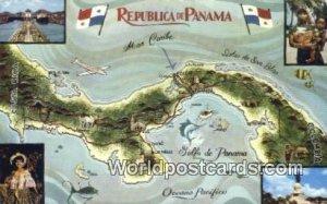 Republic of Panama Panama 1968