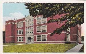 New York Silver Creek High School