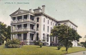 New York Utica General Hospital Tuck