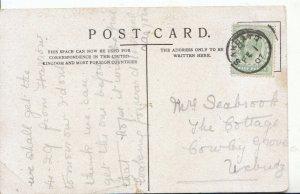Genealogy Postcard - Seabrook - The Cottage - Cowley Grove - Uxbridge - 3335A