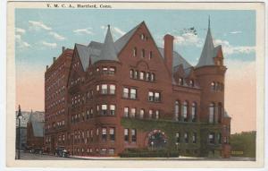 HARTFORD , Connecticut, 1910-30s ; Y.M.C.A.