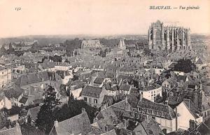 Beauvais France Vue Generale Beauvais Vue Generale