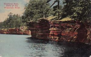 Wisconsin Swallows Nest Dells Of The Wisconsin 1913