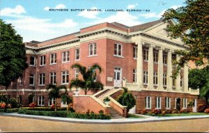Florida Lake City St Joseph's Catholic Church Curteich
