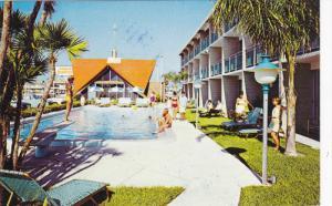 Howard Johnson's motor lodge & Restaurant , ST. PETERSBURG , Florida , PU-1964