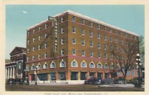MOOSE JAW , Saskatchewan , Canada , 10-30s ; Hotel Grant Hall