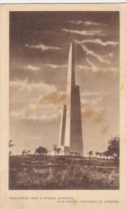 Argentina Buenos Aires Monumento Faro A Myriam Stefford
