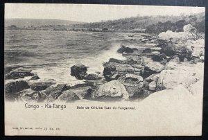 Mint Belgian Congo Real Picture Postcard Ka Tanga Tanganyika Lake