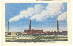 International Nickel Smelters , SUDBURY , Ontario , Canada , 30-40s