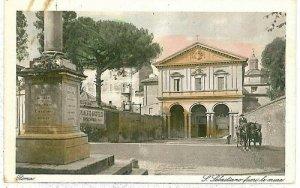 CARTOLINA d'Epoca: ROMA Citta' - FOTOGRAFICA