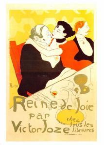 Henri de Toulouse Lautrec - Reine de Joie