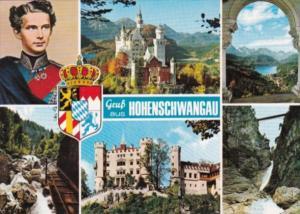 Germany Gruss Aus Hohenschwangau Multi View