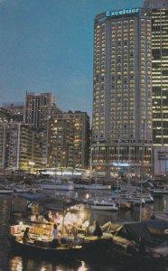 POSTAL B4992: HONG KONG: HOTEL EXCELSIOR