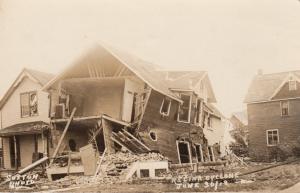 RP: Cyclone Damage , REGINA , Sask., Canada , 1912 ; Bldgs #3
